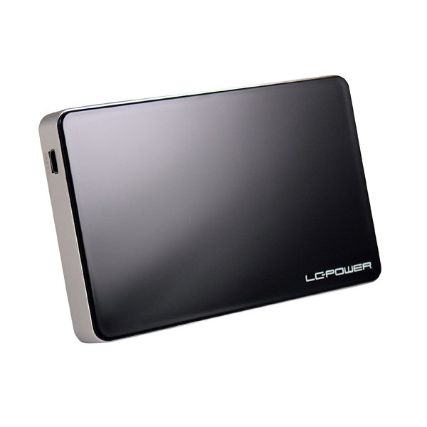 "Εξωτερική Θήκη LC POWER External Enclosure 2,5"" SATA USB3.0"