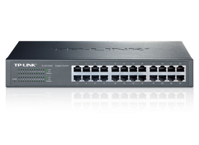 TP-Link TL-SG1024D - Switch - 24 ports