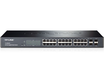 TP-Link JetStream 24-Port Gigabit Smart Switch TL-SG2424