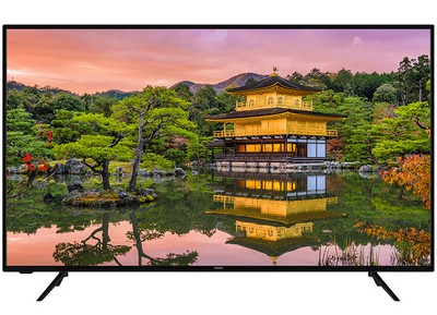 "Hitachi TV 55HK5600 55"" Ultra HD (4K) K-Smart WiFi"