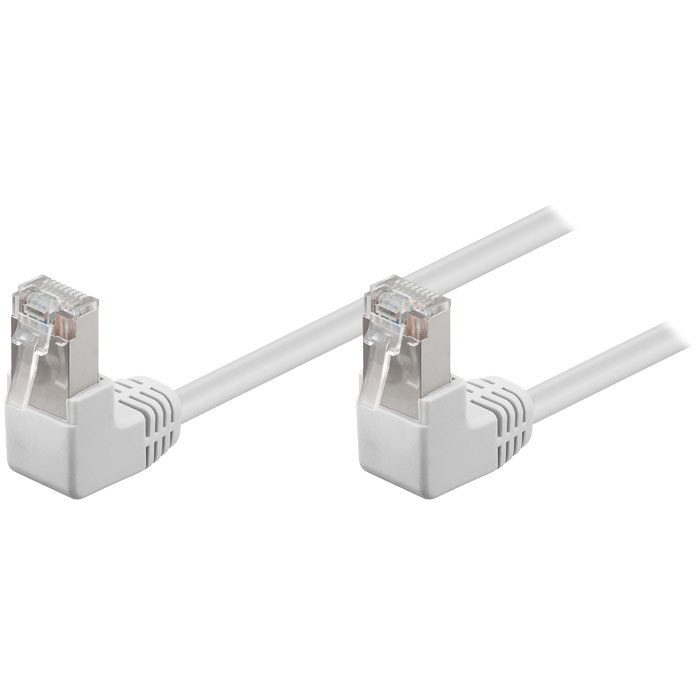 UTP PATCHCORD CAT5e 15M Cable σε γωνία 90°