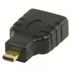 Adaptor HDMI micro Male to HDMI Female