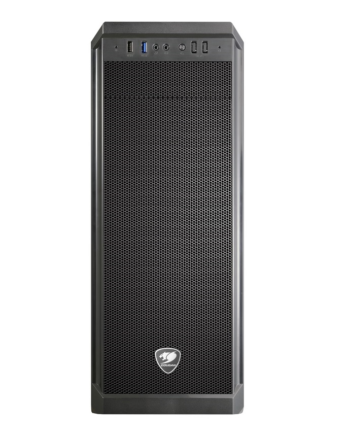Κουτί ΗΥ CC-COUGAR MX330 USB3.0 Midle ATX Black