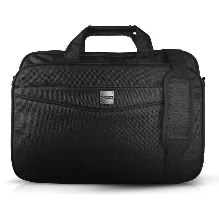 "Τσάντα NOD Urban Design 15,6"" LB-115 Laptop Black"
