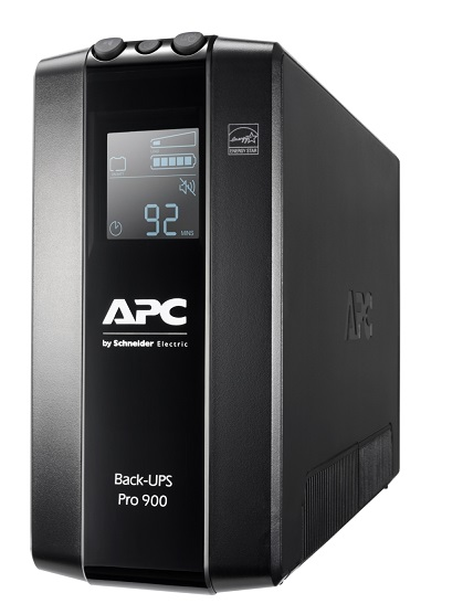 APC Back UPS BR900GI RS 900VA/PC-TEL/3x Schuko