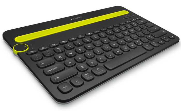 LOGITECH Keyboard Wireless K480 Bluetooth Πληκτρολόγιο