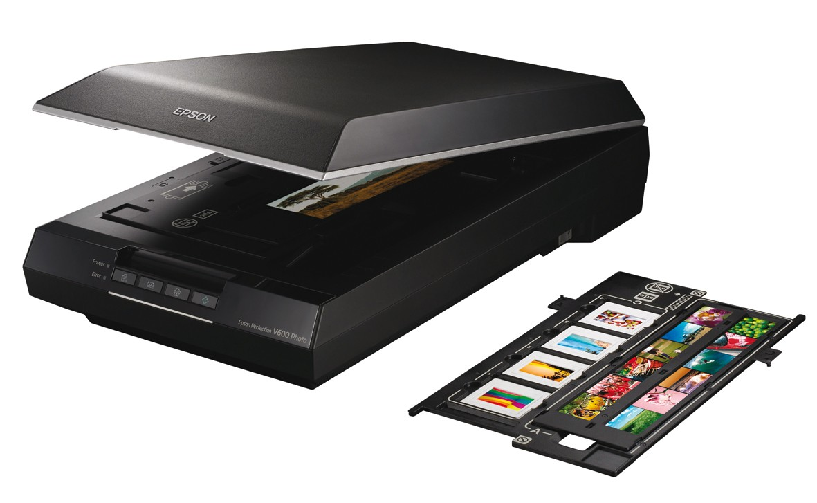 EPSON Perfection V600 Photo 6400dpi/Digital ICE/TPU/USB2