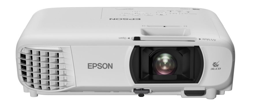 EPSON Video Projector EH-TW610  3D FHD 1920x1080 3000A H-V-WiFi