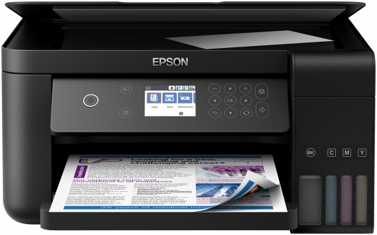 EPSON L6160 ITS. Duplex A4/33ppm/4800/PSC Πολυμηχάνημα