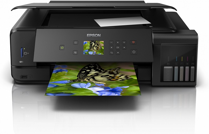 EPSON L7180 ITS. Duplex A3/28ppm/5760dpi/U-WF-L CR PSC Color