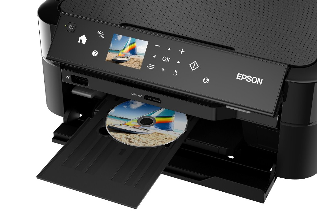 EPSON L850 ITS. A4/38ppm/5760/USB-WiFi Photo/CDDVD PSC