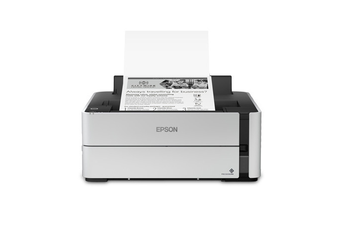 EPSON Printer M1170 ITS. A4/39ppm/2400/Duplex WiFi-L-U Workforce