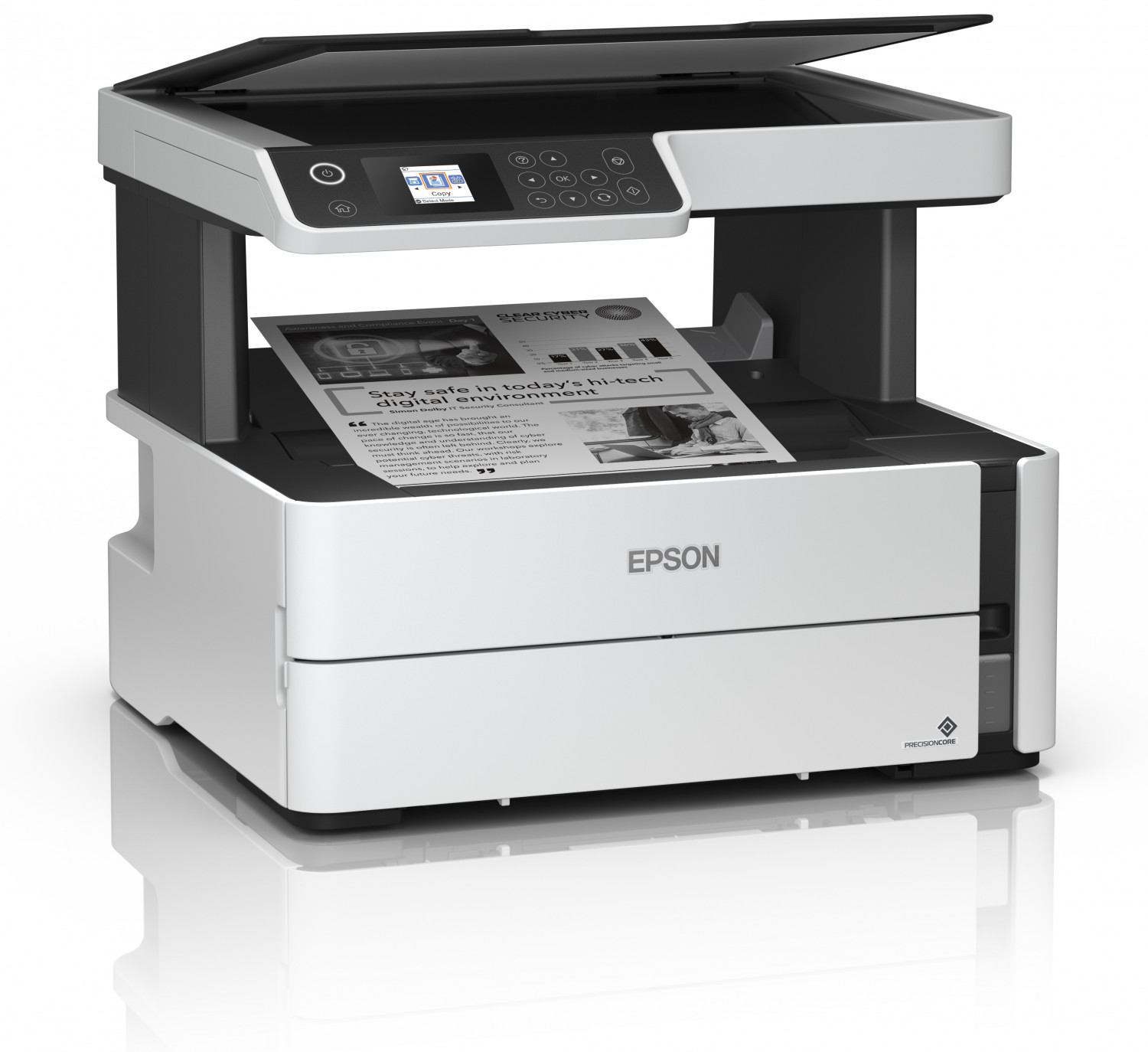 EPSON PSC M2170 ITS. Mono A4/39ppm/2400/WiFi-L-U Workforce