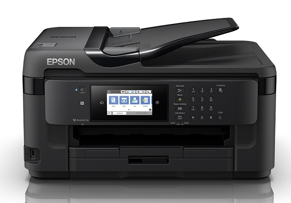 EPSON Workforce WF-7710DWF MFC A3 4800/U-L-WF Duplex