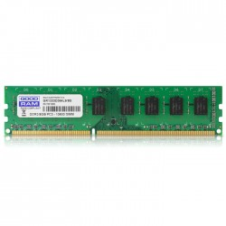 Μνήμη GoodRam 4GB DDR3 1333Mhz PC3-10600 Lifetime Εγγύηση