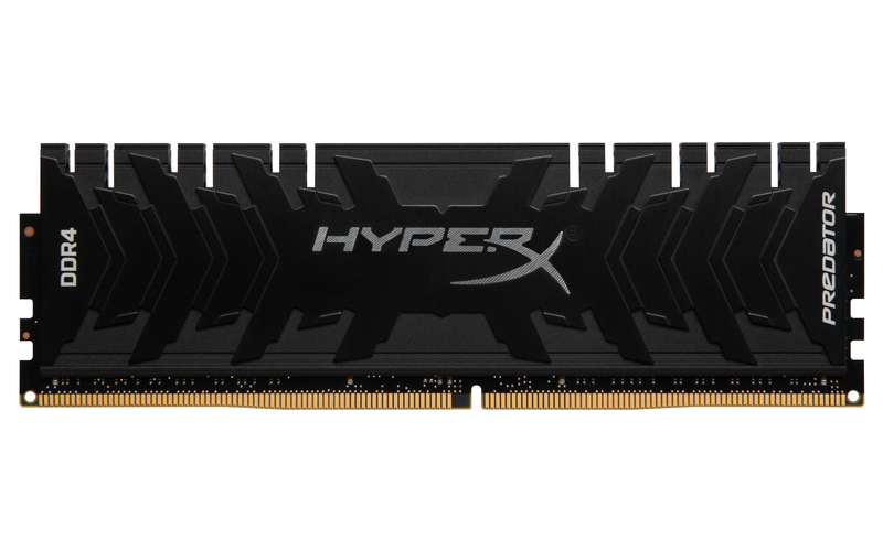 Kingston DDR4 8GB 3200MHZ CL16 1.2V HyperX