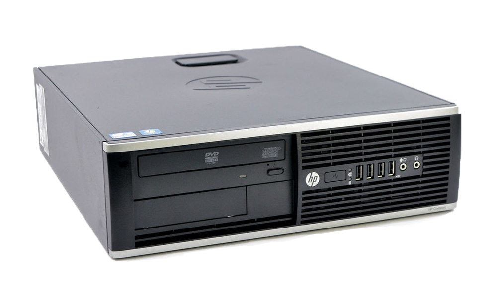 HP 8300 Elite SFF i5-3470/4Gb/250GbSATA/DVD/Win7Pro #RFB