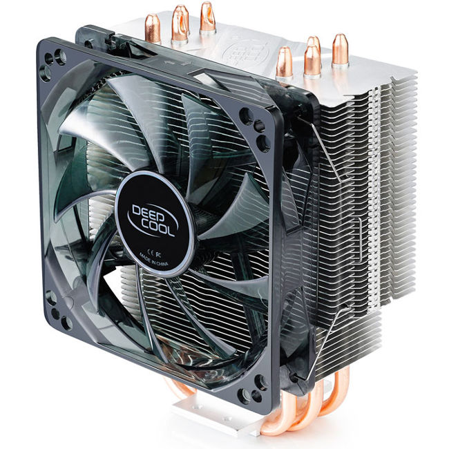 Ψύκτρα Deepcool Gammaxx 400 Inte/AMD 130W AM3+/115x/775