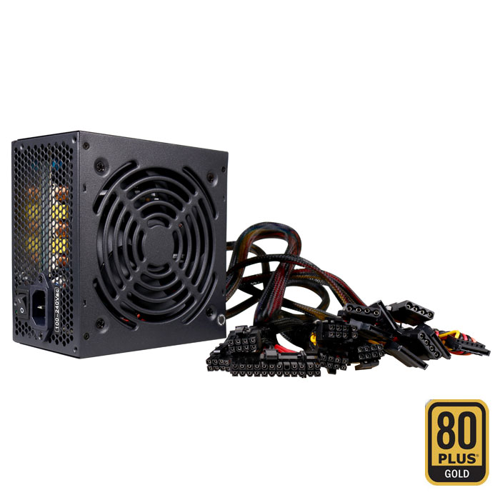 Τροφοδοτικό DEEPCOOL DQ750ST 750W 80 PLUS GOLD PFC