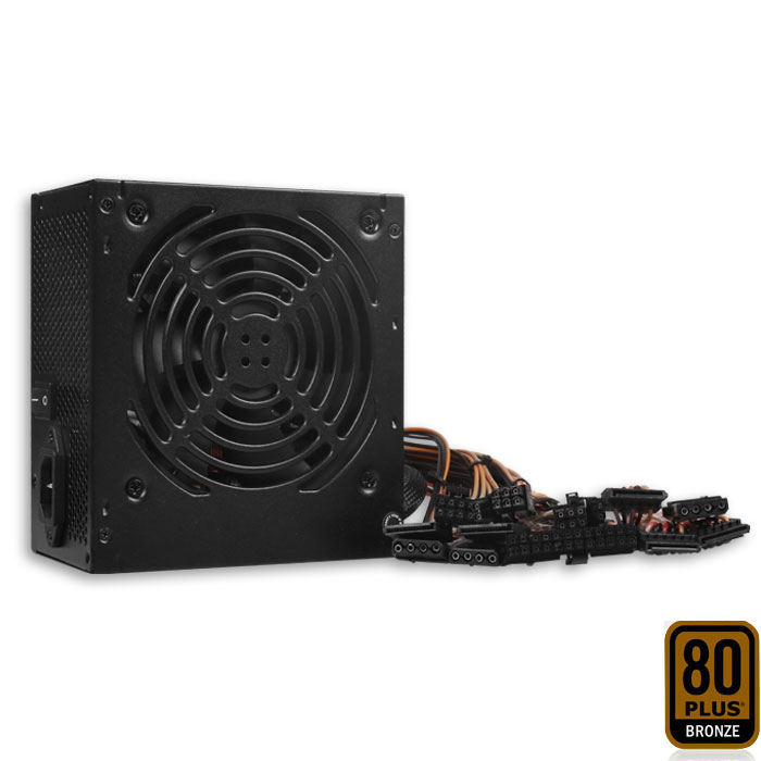Τροφοδοτικό DEEPCOOL DA500 500W 80 PLUS Bronze
