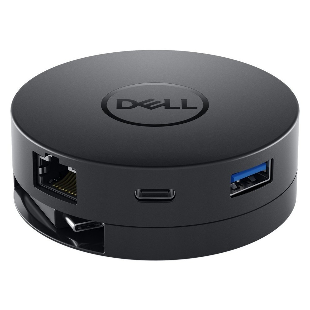 DELL Adapter DA300 USB-C to HDMI/DP/VGA/Eth/USB-C 492-BCJL