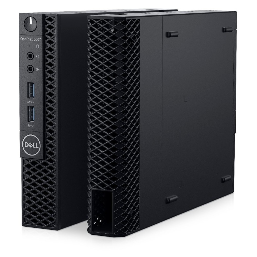 DELL PC OptiPlex 3070 MFF i3-9100T 4Gb-128SSD W10P 5YW