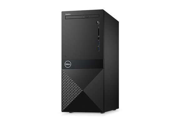 DELL PC Vostro 3670 MT/i5-8400/8GB/256SSD/UHD630/DRW/Win10P