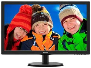 "PHILIPS 22"" TFT 223V5LHSB LED V-Line 1920x1080/VGA-HDMI"