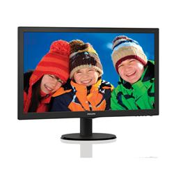"PHILIPS 22"" 223V5LSB2 LED FHD V-Line VGA"