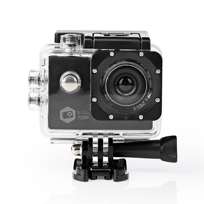ActionCamera NEDIS HD 720p WebCamera 5.0MP