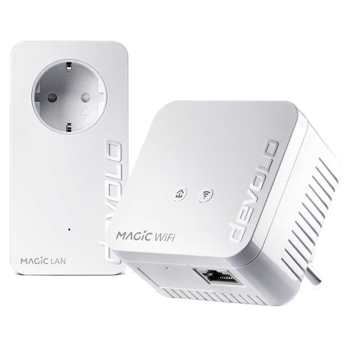 DEVOLO Magic 1 WiFi mini Starter Kit