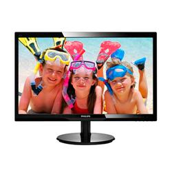 "PHILIPS 24"" 246V5LHAB LED E-Line 1920x1080/VGA/HDMI Multimedia"
