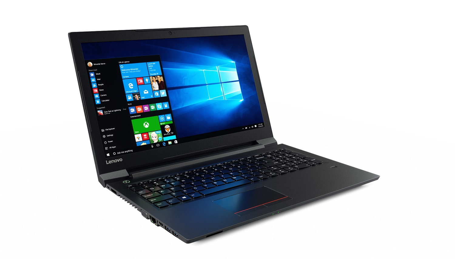 Lenovo NB 15.6'' V310-15ISK i3-6006U/4Gb/500Gb/Windows 10 Pro GR