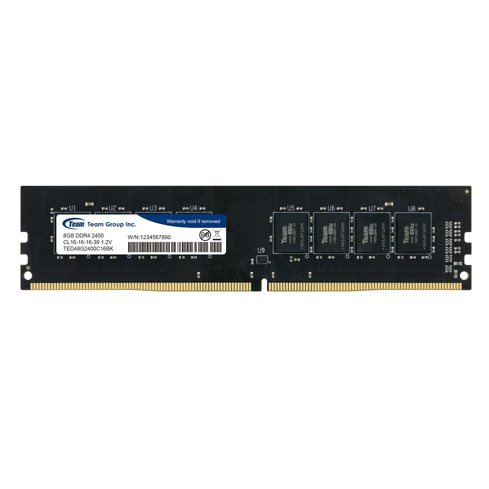 Teamgroup RAM DDR4 2400Mhz 8GB