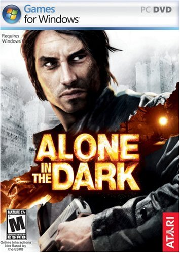 PC GAME : ALONE IN THE DARK