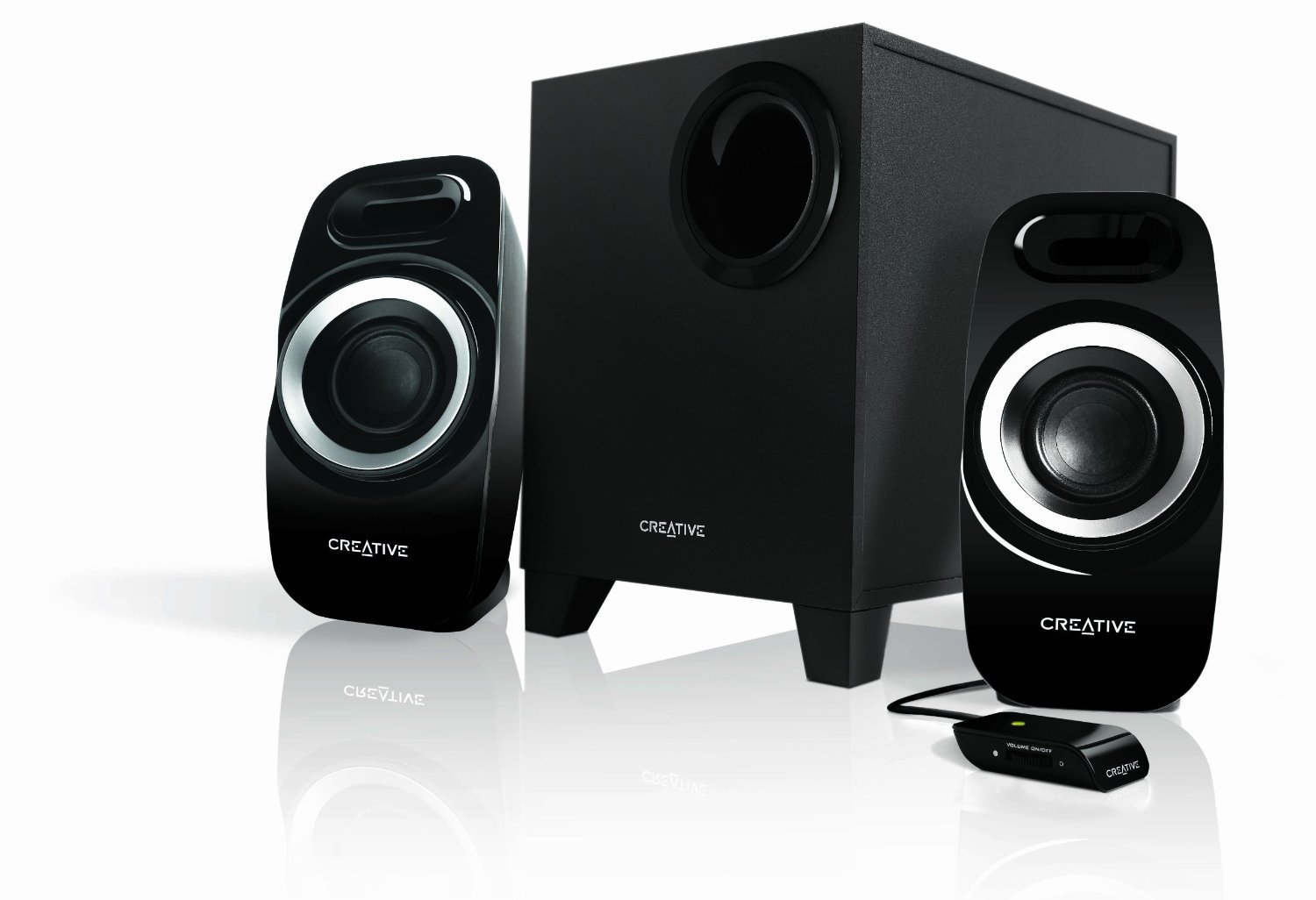 Ηχεία Creative Inspire A250 2.1 Speakers 9Watt RMS