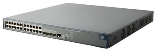HP Switch 5500-24G-POE+ EI 24Ports 10/100/1000 JG241A #RFB