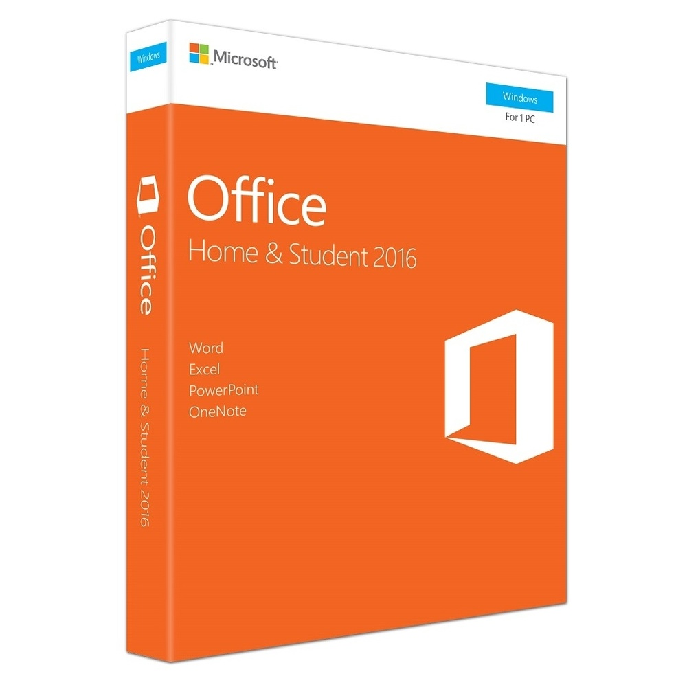 Microsoft Office Home & Student English 2016 (Word+Ex+PP) Key