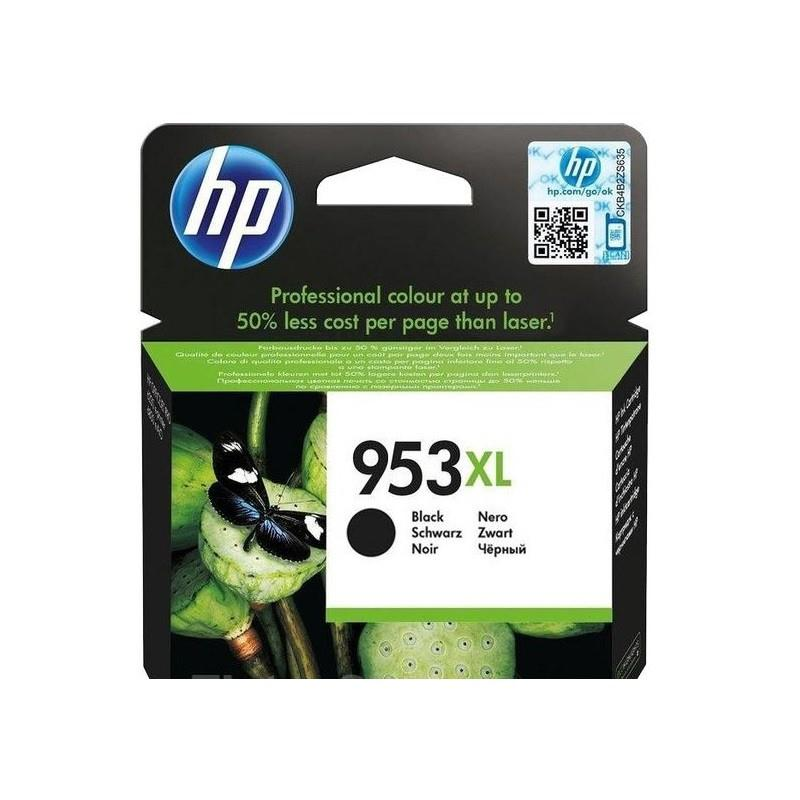 HP 953XL BLACK INK CARTR 2000 pages L0S70AE