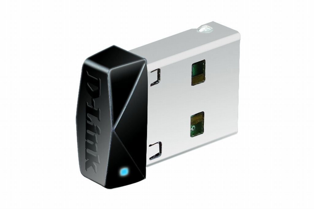 D-LINK DWA-121 Wireless N 150 Micro USB Adapter 802.11b/g/n