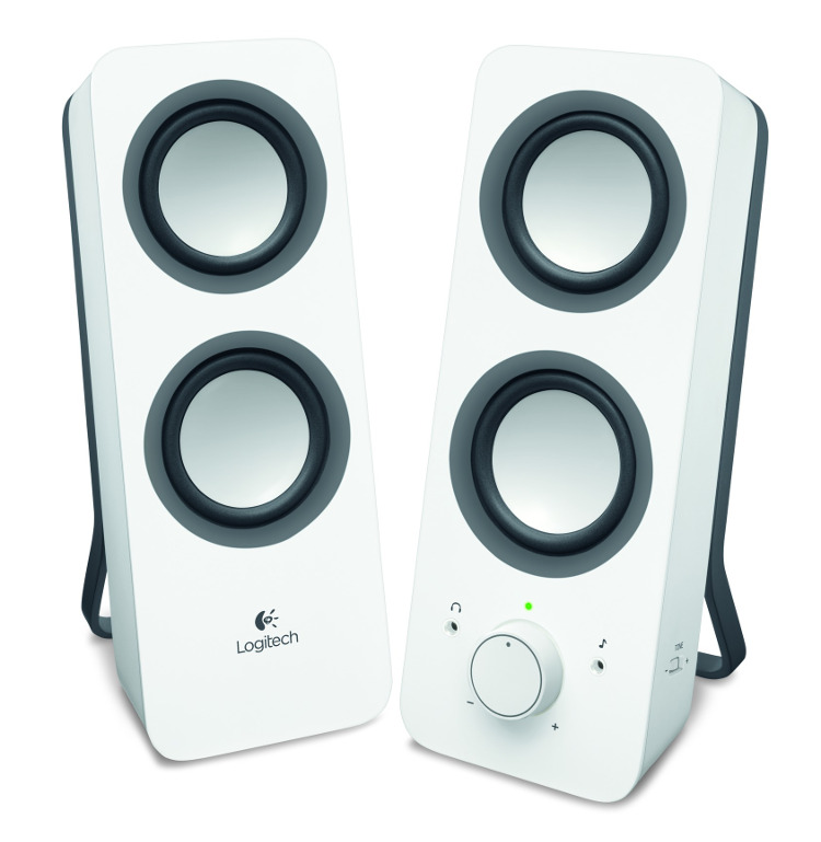 Ηχεία LOGITECH Speakers Z200 White 2.0 980-000811