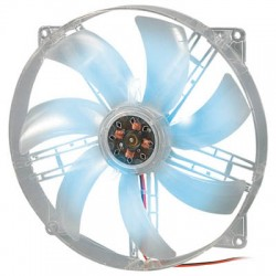 Ανεμιστήρας Case Akasa Cooler Fan 180mm Sleeve Bearing 4pin 12V