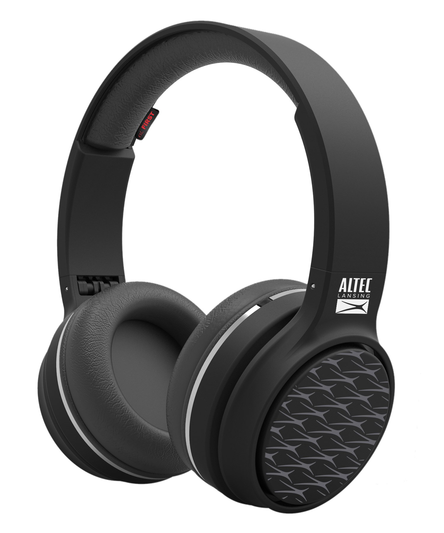 ALTEC LANSING bluetooth headphones Ring 'n' Go play&party Μαύρα