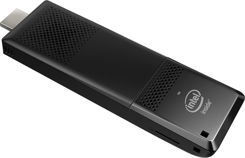 Intel Nano PC on Stick Quad x5-Z8300/2Gb-32Gb/Win 10