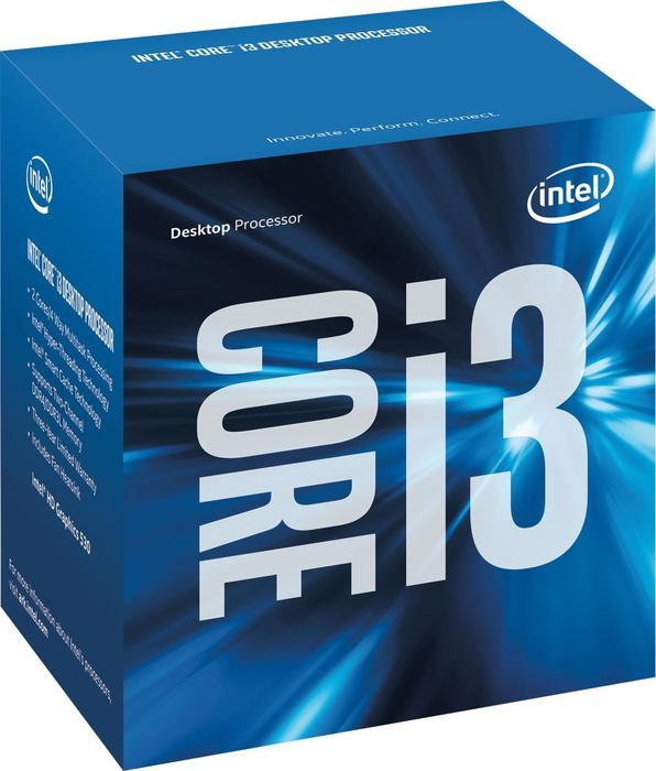 INTEL CORE CPU i3-6100 3.7GHz/HD530/3MB/s1151/Skylake