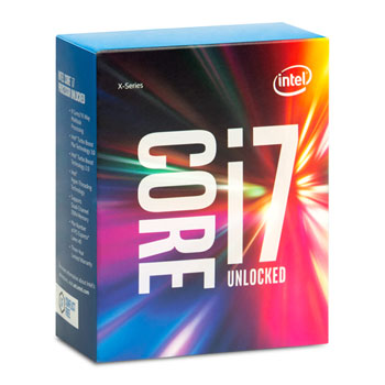 INTEL CORE CPU i7-6800K 3.4GHz/15MB/s2011-3/Broadwell-E