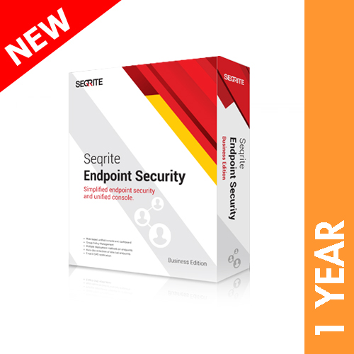 Seqrite Endpoint Security Business Edition - 1Year από 5-χρήστες