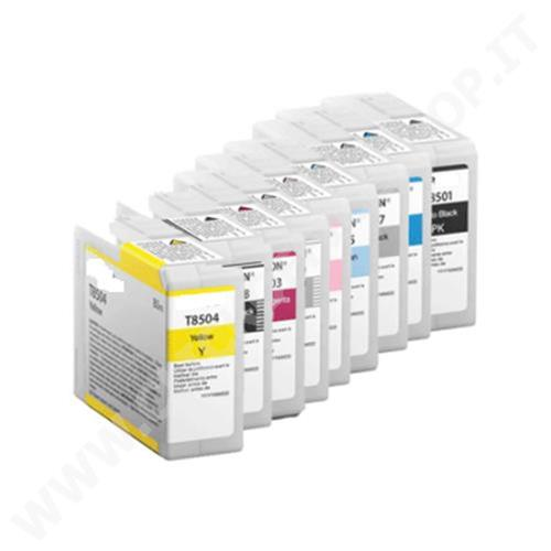 Μελάνι EPSON L.Light C13T850900 80ml SC-P800