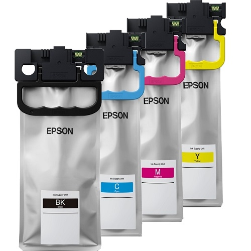 Μελάνι Epson Ink YELLOW WF-C529R  C13T01C400 XL 5.000pgs
