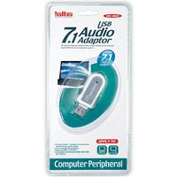 Κάρτα Ηχου TRANSMEDIA USB to Sound 7.1 Adapter C236L